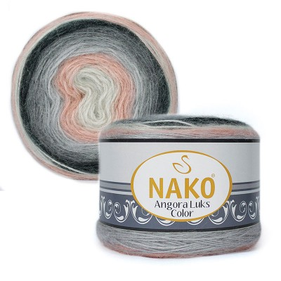 Nako Angora Luks Color 81916