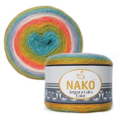 Nako Angora Luks Color 81910