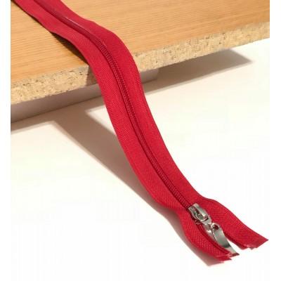 Φερμουάρ 35cm Κόκκινο