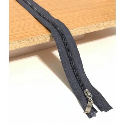 Φερμουάρ 35cm Γκρι Σκούρο