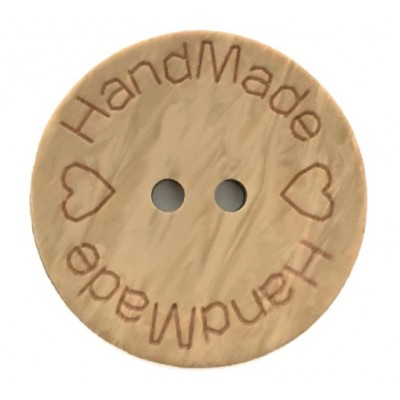Handmade Κουμπί  2cm