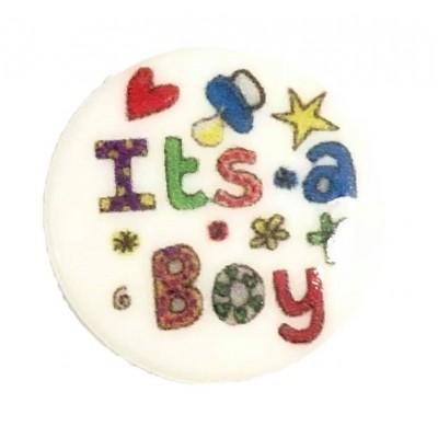 Κουμπί Παιδικό 1 cm (50)