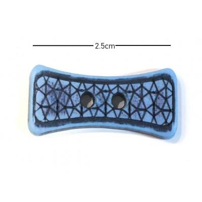 Μπαμπού Κουμπάκι 2,5cm (16)