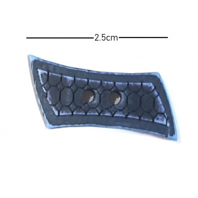 Μπαμπού Κουμπάκι 2,5cm (18)