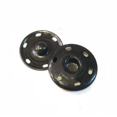 Σούστα Τσάντας 3 cm Black Nickel