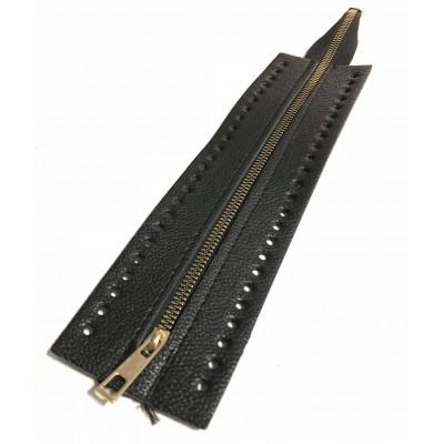 Φερμουάρ Τσάντας 26cm Μαύρο