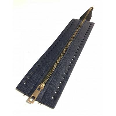 Φερμουάρ Τσάντας 26cm Μπλε Σκούρο