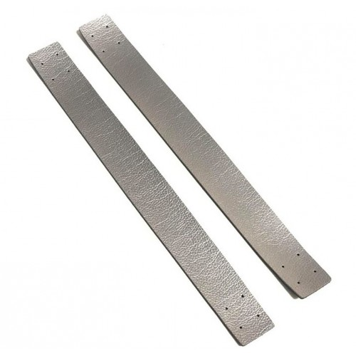 Χεράκι για Δίσκος 26 cm Γκρι (ζευγάρι)
