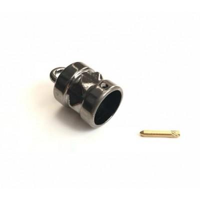 Καμπανάκι Μεταλλικό Black Nickel 08