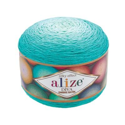Alize Diva Ombre Batik 7370
