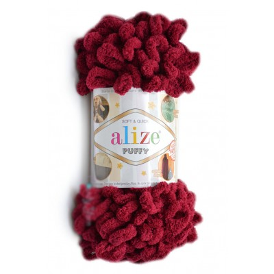 Alize Puffy 57 Bordoeaux