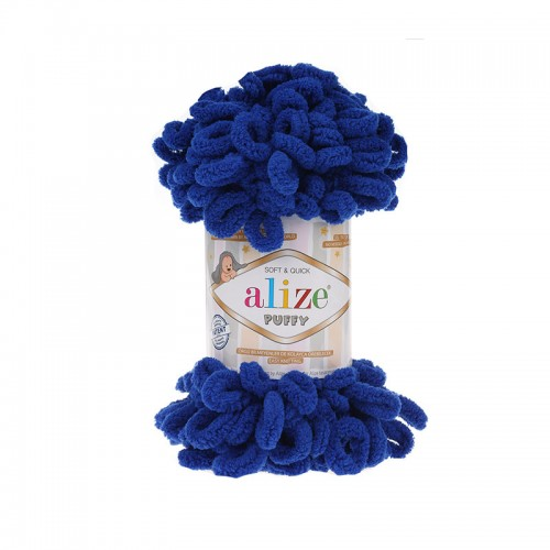 Alize Puffy 141 Saks blue