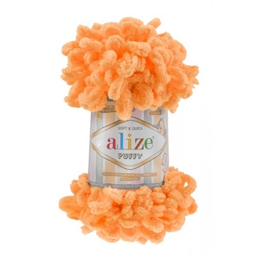 Alize Puffy 519 Orange
