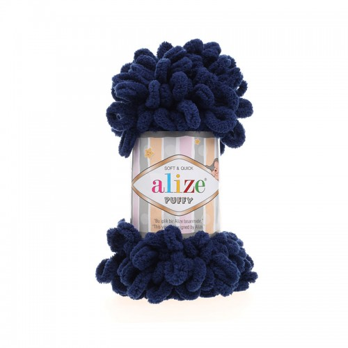Alize Puffy 58 Navy