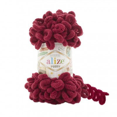 Alize Puffy 107 Bordeaux