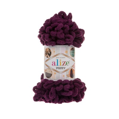 Alize Puffy 111 Purple