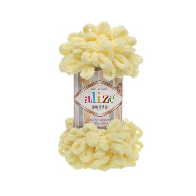 Alize Puffy 13 Yellow