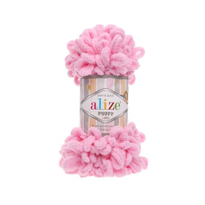 Alize Puffy 185 Pink