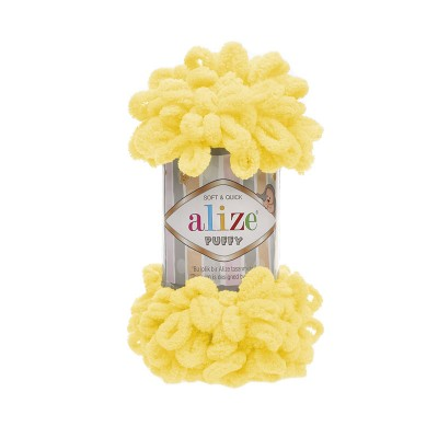 Alize Puffy 216 Yellow