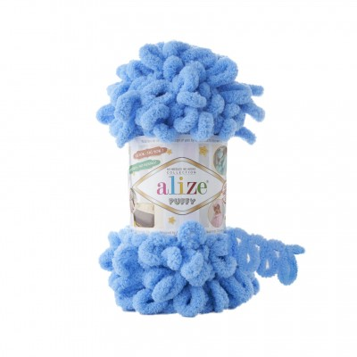 Alize Puffy 289 Blue