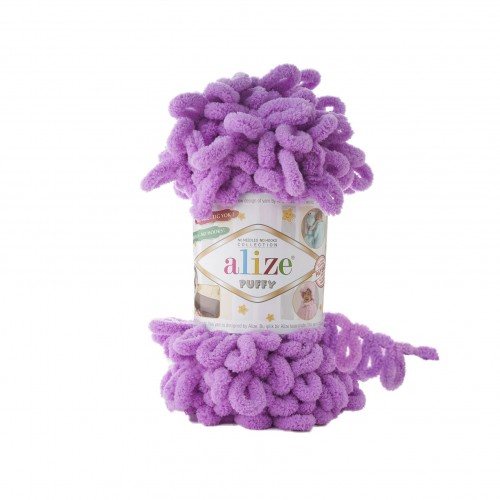 Alize Puffy 378 Orchid