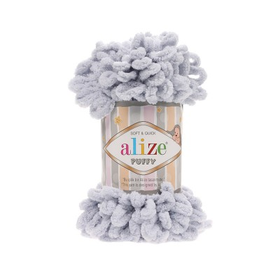Alize Puffy 416 Grey