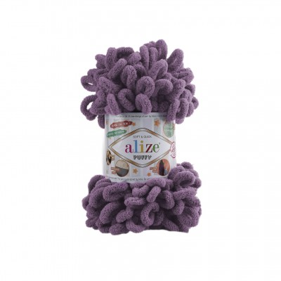 Alize Puffy 437 Lavender
