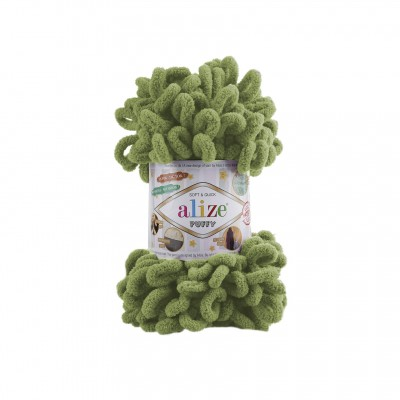 Alize Puffy 485 Green