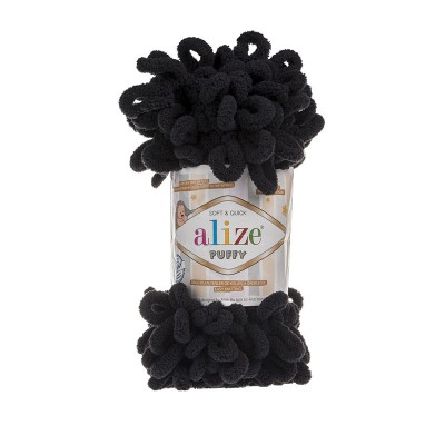 Alize Puffy 60 Black