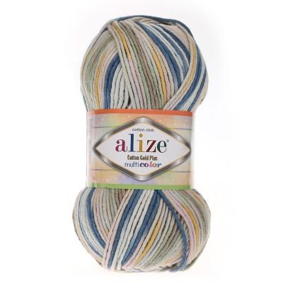 Alize Cotton Gold Plus Multi Color 52200