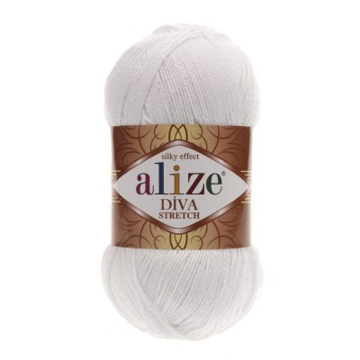 Alize Diva Stretch 55