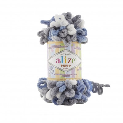 Alize Puffy Color 6075