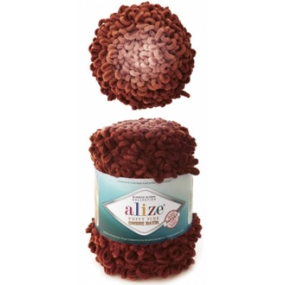 Alize Puffy Fine Ombre Batik 7300