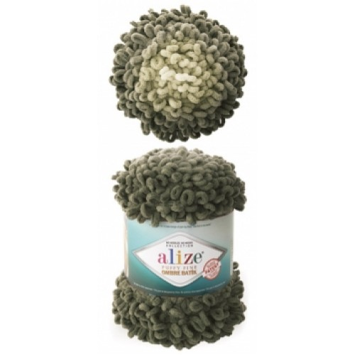 Alize Puffy Fine Ombre Batik 7299