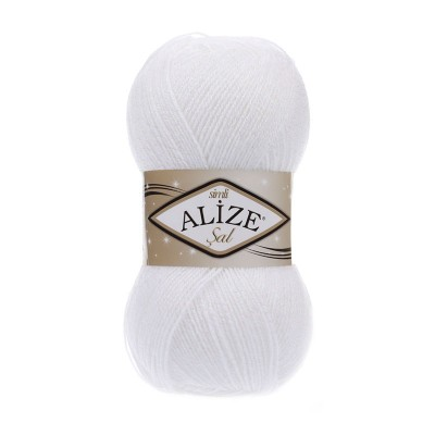 Alize Sal Sim 55 White