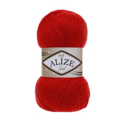 Alize Sal Sim 56 Red