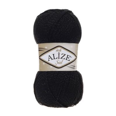 Alize Sal Sim 60 Black