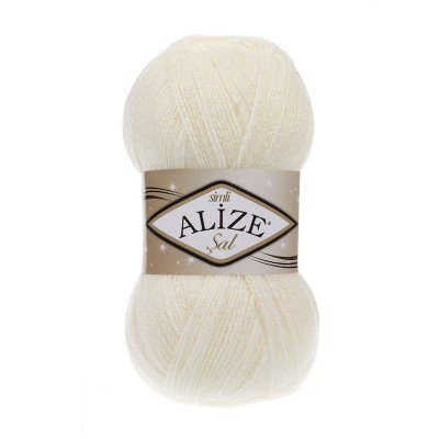 Alize Sal Sim 62 Light Cream