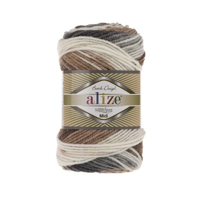 Alize Superlana Midi Batik 5742