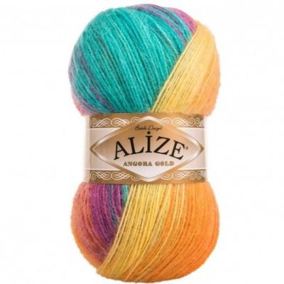 Alize Angora Gold Batik 7074