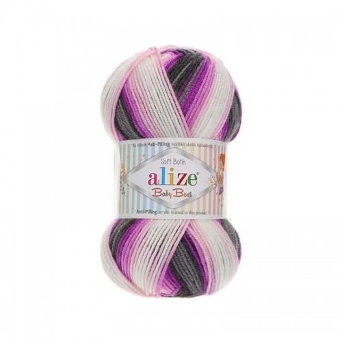 Alize Baby Best Batik 4873