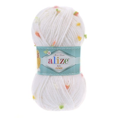 Alize Baby Flower 5408