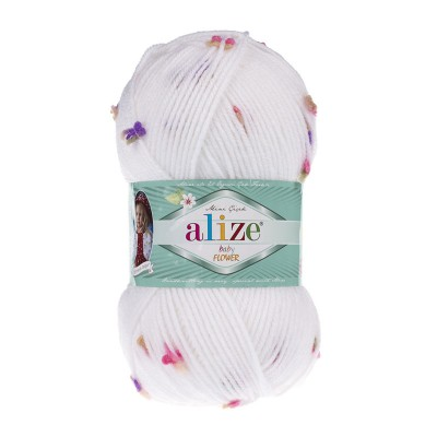 Alize Baby Flower 5872