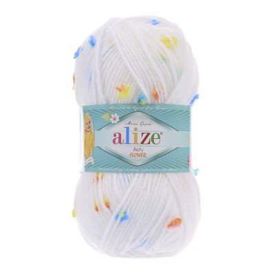 Alize Baby Flower 5380