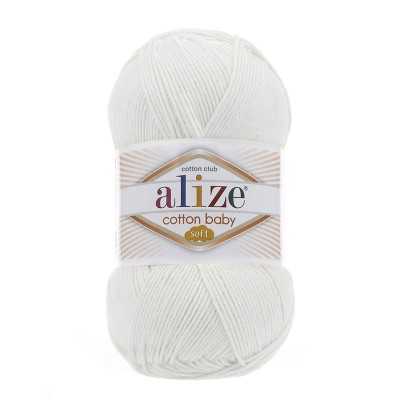 Alize Cotton Baby Soft 55