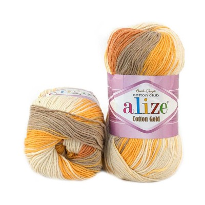 Alize Cotton Gold Batik 6520