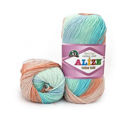 Alize Cotton Gold Batik 5549