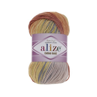 Alize Cotton Gold Batik 5508