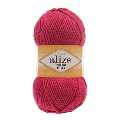 Alize Cotton Gold Plus 149 Fuchsia