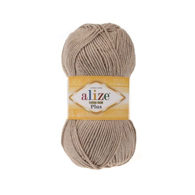 Alize Cotton Gold Plus 152 Beige Melane